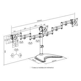 suporte-articulado-para-3-monitores-de-13-a-27-com-regulagem-de-altura-elg-t1236n-38810-5-min