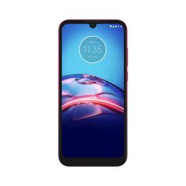 Smartphone-Motorola-Moto-E6S-32gb-Tela-Max-Vision-61-Camera-13Mp---2Mp-Dual-chip-octa-core--Vermelho-Magenta