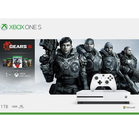 Console-Microsoft-Xbox-One-S-1TB-Branco---Gears-Of-War-5