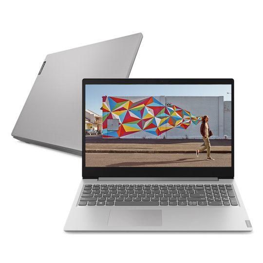 Notebook-Lenovo-Ultrafino-ideapad-S145-Celeron-4GB---Linux-15.6--81WTS00000-Prata
