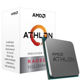 Processador-AMD-Athlon-3000G-Two-Core-Cache-5MB-3500MHz-AM4---YD3000C6FHBOX