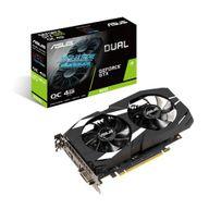 ASUS-GeForce-GTX-1650-4GB-GDDR5-128bits---OC-Edition---Asus-DUAL-GTX1650-O4G