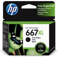Cartucho-HP-667XL-Preto-3YM81AL--Advantage-Original-