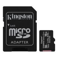 Cartao-De-Memoria-MicroSD-16GB-Kingston--Canvas-Select-Plus---Adaptador-para-SD---SDCS2-16GB-