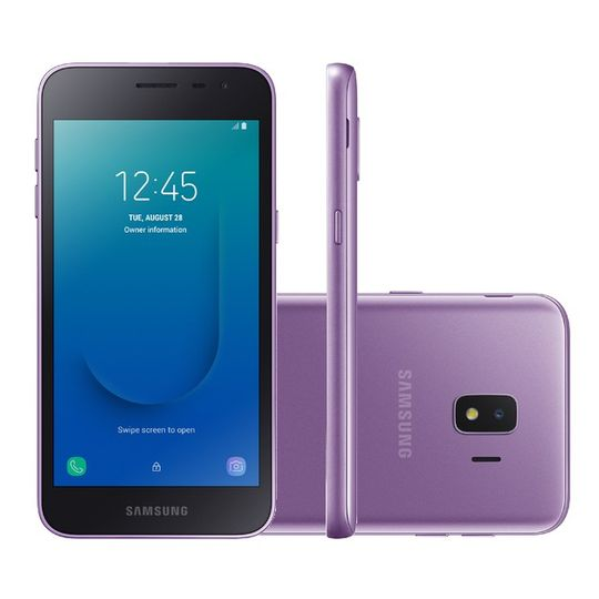 Smartphone-Samsung-Galaxy-J2-Core-16GB-Dual-Chip-Tela-5---Cam.-8MP---Cam.-Selfie-5MP--Violeta---SM-J260MZPIZTO