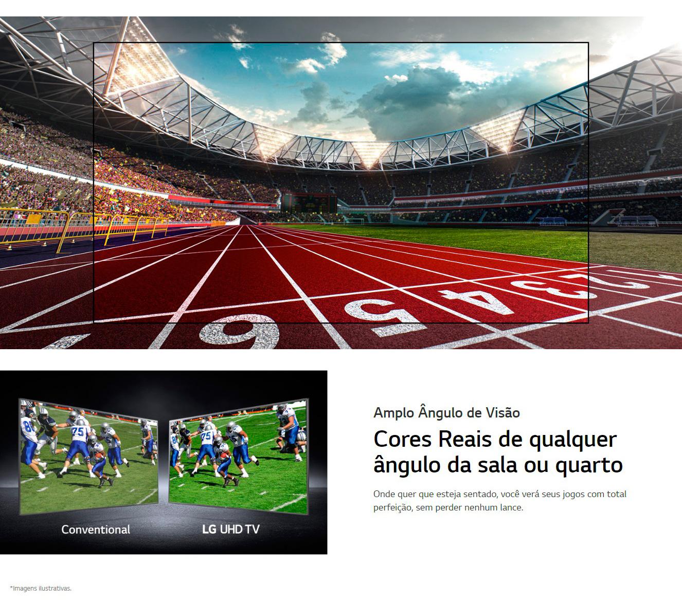 Smart TV LG 43 4K