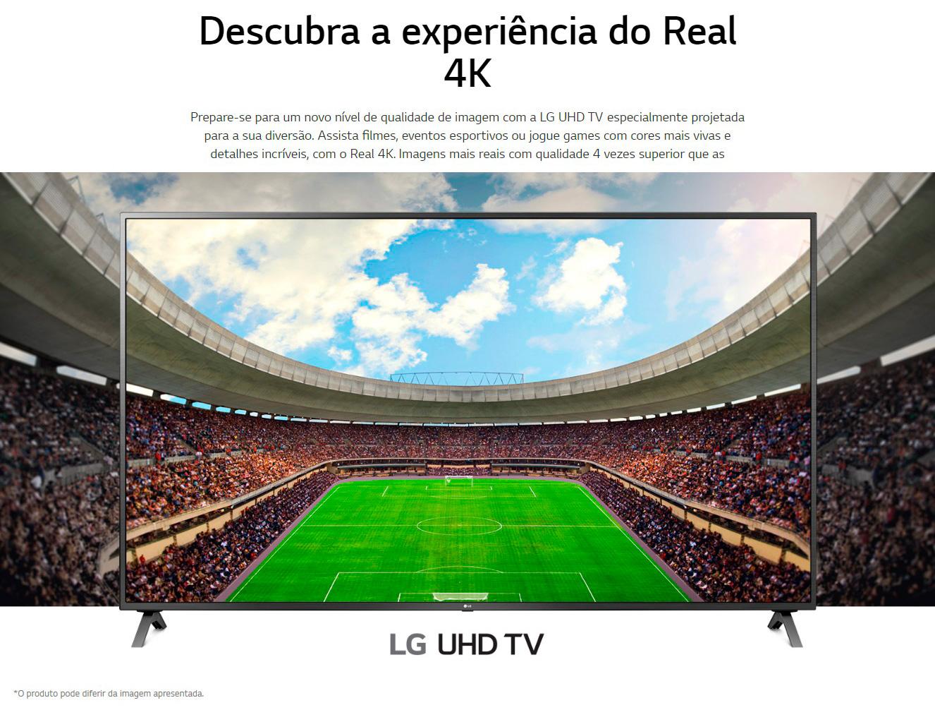 Smart TV LG 50 4K