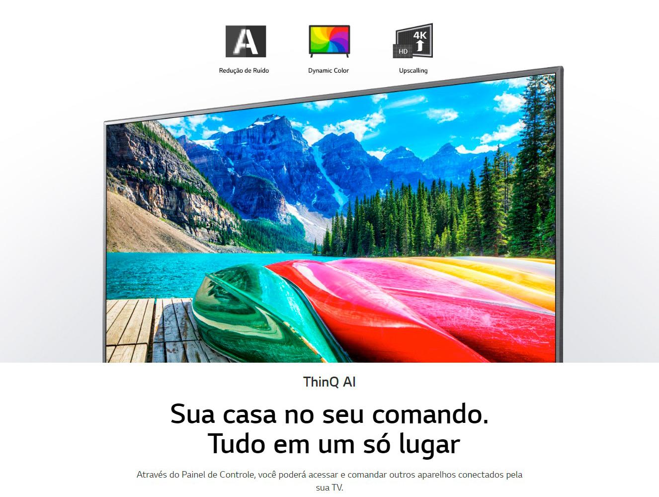 Smart TV LG 65
