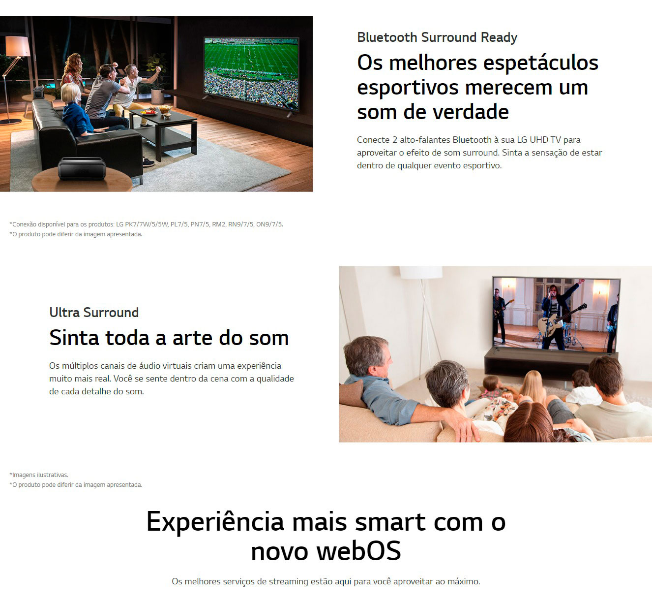 Smart TV LG 75