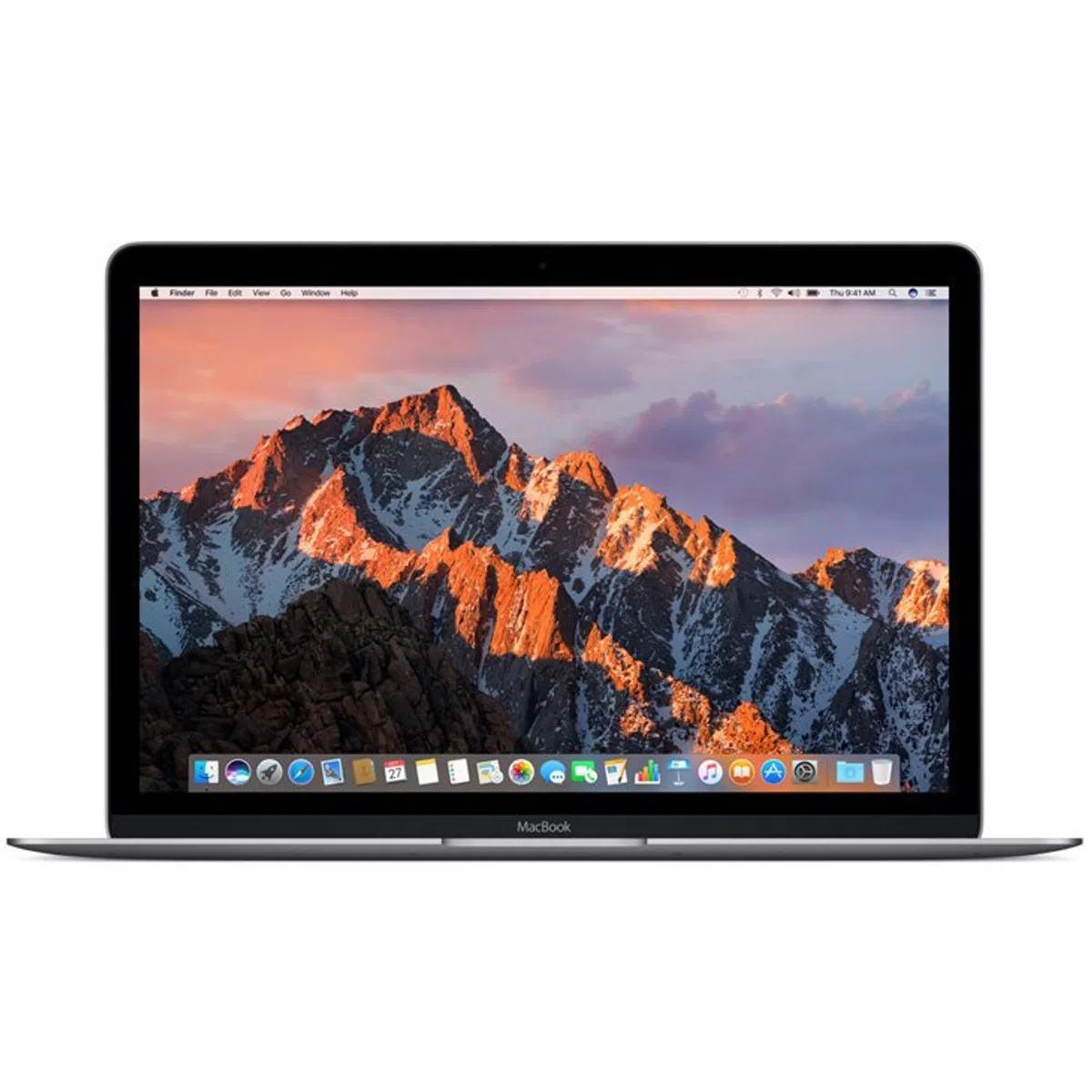 Macbook - Apple Mlh82bz/a Core M 1.20ghz 8gb 512gb Ssd Intel Hd Graphics 515 os X El Capitan 12'' Polegadas