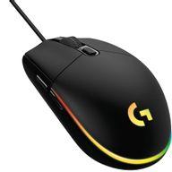 Mouse-Gamer-Logitech-G203-RGB-Lightsync-6-Botoes-8000-DPI-Preto---910-005793