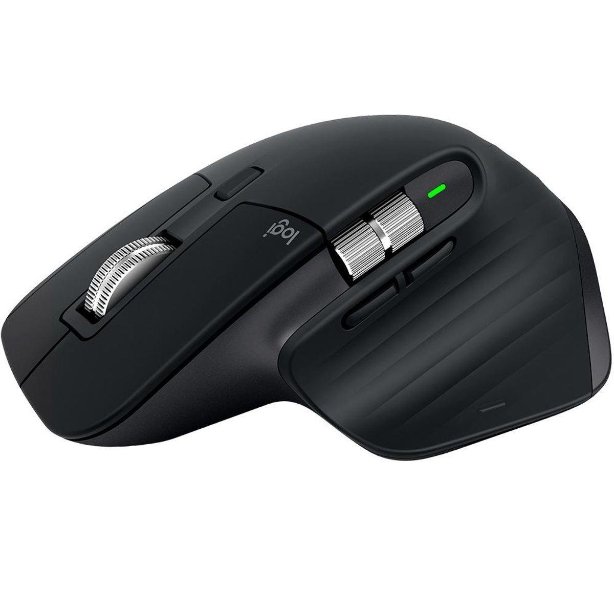 Mouse Wireless Laser Mx Master 910-005647 Logitech
