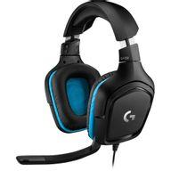 Headset-Gamer-Logitech-G432-Som-Surround-7.1-Drivers-50mm-Preto-Azul