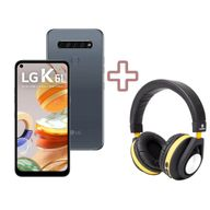 Smartphone-LG-K61-Titanio-128GB-RAM-de-4GB-Tela-de-655--Camera-Quadrupla-e-Headphone-Bluetooth-GT-Follow-Goldentec-Amarelo