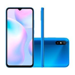 Smartphone-Xiaomi-Redmi-9A-32GB-2GB-RAM-Tela-6.53--Camera-Traseira-13MP-Frontal-de-5MP-Bateria-5000mAh-Azul
