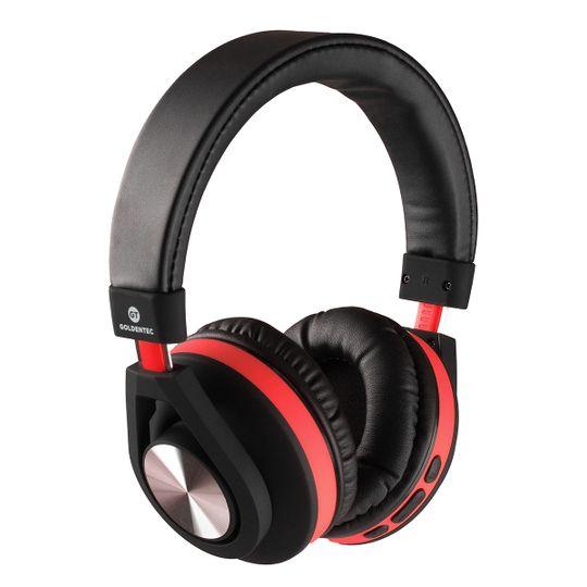 Headphone-Bluetooth-GT-Follow-Goldentec-Vermelho--GT5BTVR-