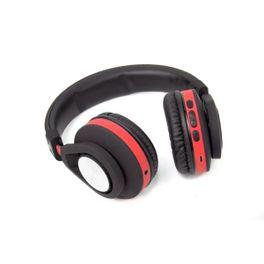 HeadphoneBluetoothGTFollowGoldentecVermelhoGT5BTVR