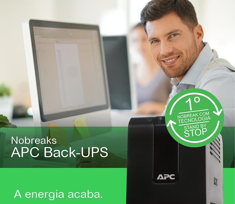 Nobreak APC Back-UPS