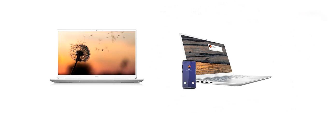 Notebook Dell Inspirion Ultrafino 15 5000 Intel Core i7-10510U 16GB 256GB MX250 2GB 15,6 Full HD Windows 10 Home,Prata