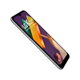 Smartphone-LG-K22--64GB-3GB-RAM-Tela-6.2--Camera-Dupla-Traseira-13MP---2MP-Frontal-5MP--Bateria-de-3000mAh-Titan