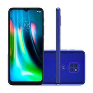Smartphone-Motorola-G9-Play-64GB-4GB-RAM-Tela-65--Camera-Tripla-Traseira---48MP---2MP---2MP-Frontal-de-8MP-Bateria-5000mAh-Azul-Safira