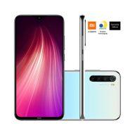 Smartphone-Xiaomi-Redmi-Note-8-64GB-4GB-RAM-Tela-6.3--Camera-Quadrupla-Traseira-48MP---8MP---2MP---2MP-Bateria-4000-mAh-Branco