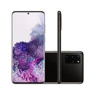 Smartphone-Samsung-Galaxy-S20--128GB-Dual-Chip-Tela-6.7--Octa-Core-8GB-RAM-Camera-Quadrupla-Traseira-64MP-48MP-12MP-ToF---Cosmic-Black