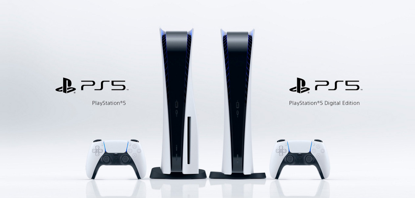 Console PlayStation 5+ Controle Dual Sense- PS5