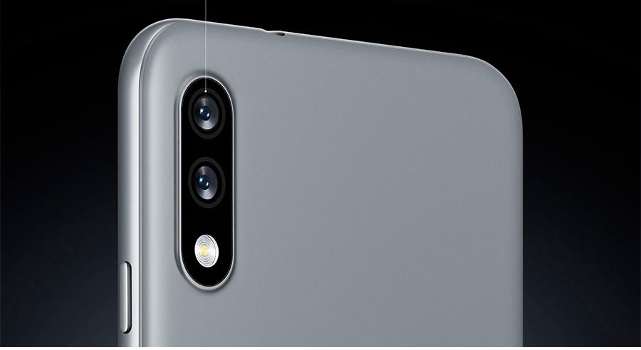 Smartphone LG K22+ 64GB 3GB RAM Tela 6.2