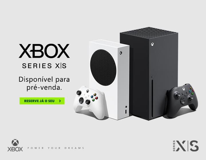 pré venda xbox