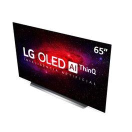 Smart-TV-OLED-65---4K-LG-WiFi-Bluetooth-HDR-Inteligencia-Artificial-ThinQ-AI-Smart-Magic-Google-Assistente-Alexa-OLED65CXPSA