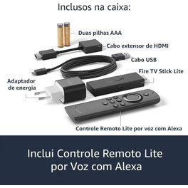 Fire-TV-Amazon-Stick-Lite-com-Controle-Remoto-Lite-por-Voz-com-Alex--Modelo-2020