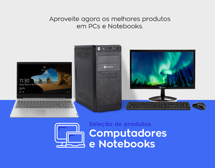 PCs e Notebooks mobile