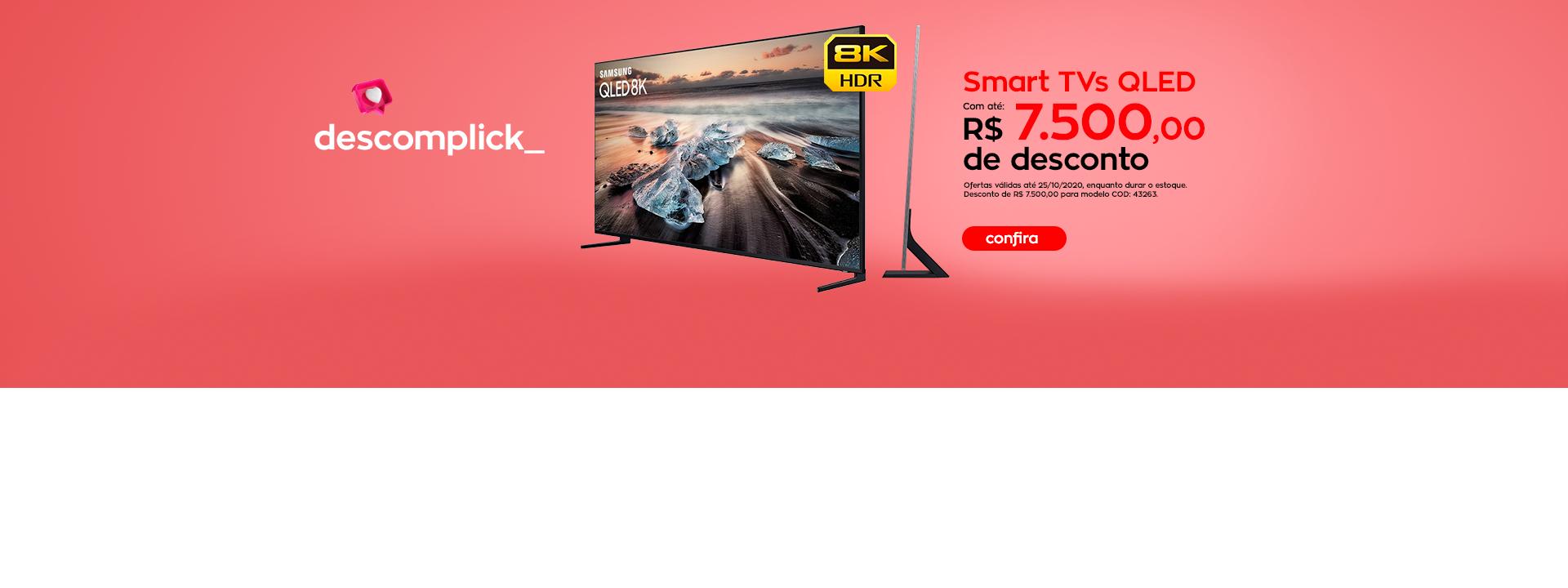 Descomplick TVs