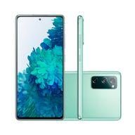 Smartphone-Samsung-Galaxy-S20-FE-128GB-8GB-RAM-Tela-6.5--Camera-Quadrupla-Traseira-64MP---12MP---5MP---5MP-Frontal-de-10MP-Bateria-4500mAh-Mint