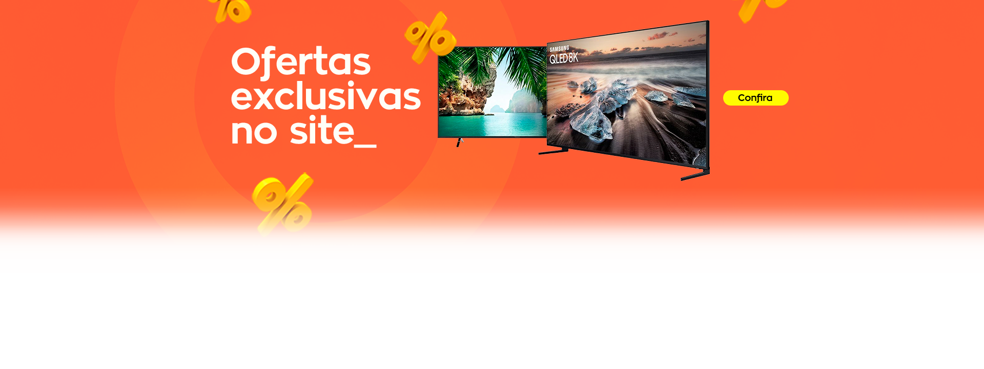 Ofertas Exclusivas no Site