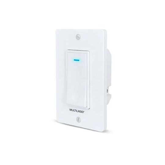 Interruptor-Inteligente-1-Tecla-Wi-Fi---Multilaser-Liv---SE235INTELIGENTE-1-TECLA-WI-FI