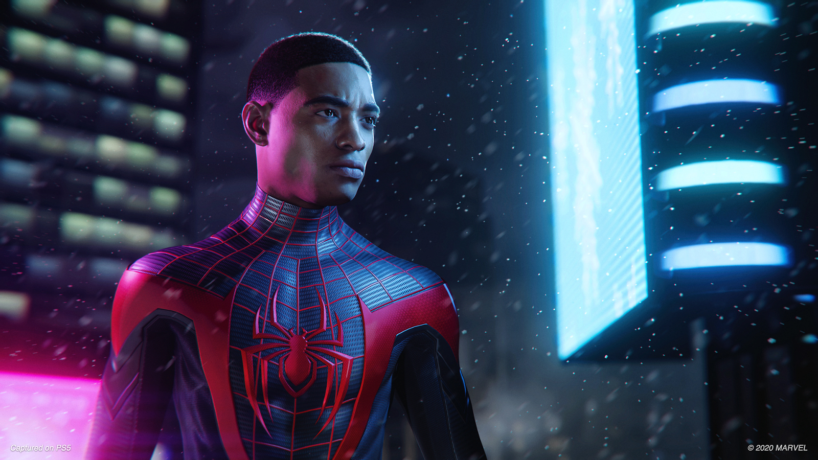 Marvel's Spider-Man: Miles Morales - PS4
