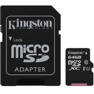 Cartao-de-Memoria-MicroSD-Kingston-64GB-Classe-10-SDCS-64GB