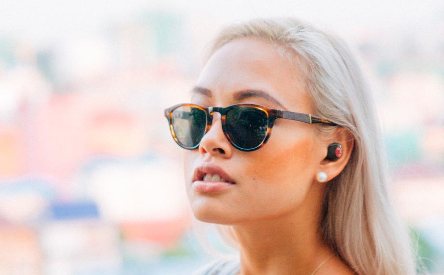 Fone de Ouvido Bluetooth JBL Tune 115TWS , Branco -JBLT115TWSWHT