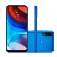 Smartphone-Motorola-e7-Power-32GB-2GB-RAM-Tela-65--Camera-Dupla-Traseira-13MP---2MP-Frontal-de-13MP-Bateria-de-5000mAh-Azul-Metalico