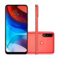 Smartphone-Motorola-e7-Power-32GB-2GB-RAM-Tela-65--Camera-Dupla-Traseira-13MP---2MP-Frontal-de-13MP-Bateria-de-5000mAh-Vermelho-Coral