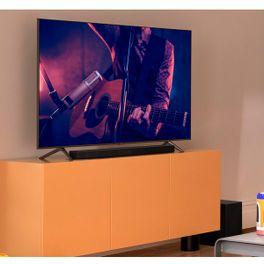 Soundbar-Samsung-HW-Q60T-com-5.1-Canais-Bluetooth-Subwoofer-Sem-Fio-e-Acoustic-Beam---360W