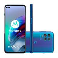 Smartphone-Motorola-G100-5G-256GB-12GB-RAM-Tela-67--Camera-Quadrupla-Traseira-64MP---16MP---2MP---TOF-Frontal-de-16MP---8MP-Bateria-de-5000mAh-Ocean