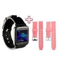Smartwatch-Goldentec-Preto---Pulseira-para-Smartwatch-Goldentec-Rosa