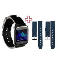 Smartwatch-Goldentec-Preto---Pulseira-para-Smartwatch-Goldentec-Azul