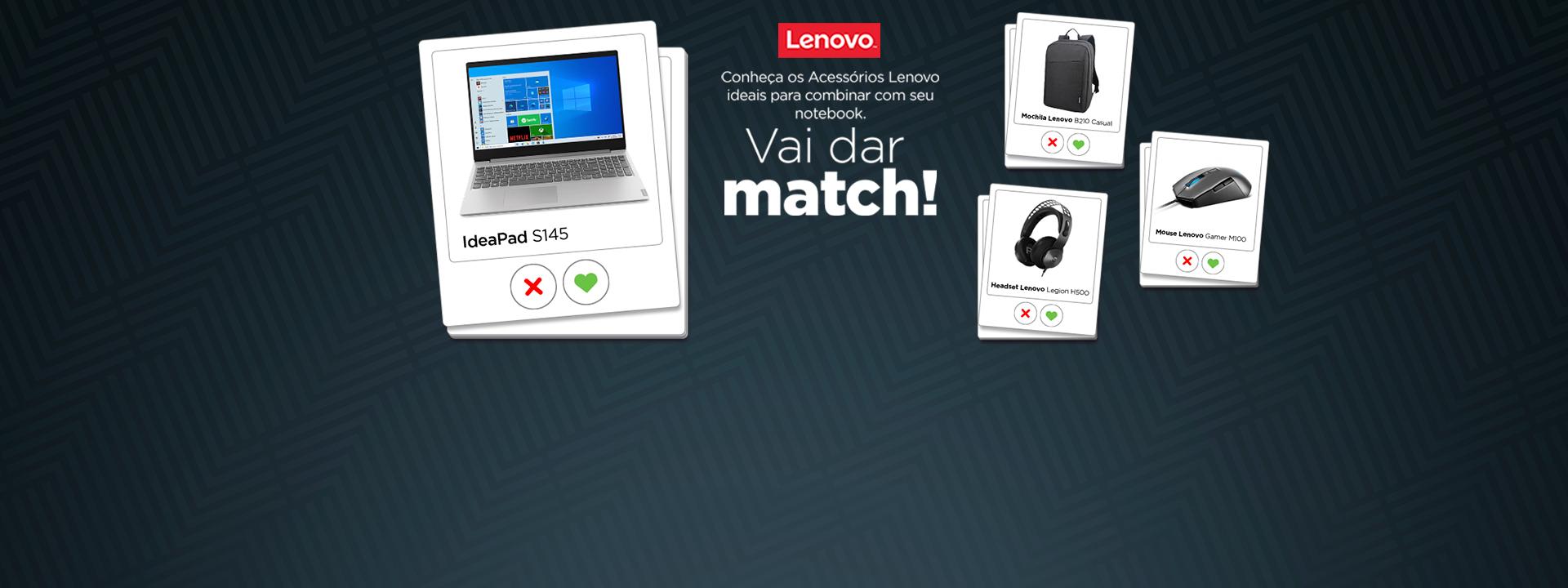 Acessórios Lenovo