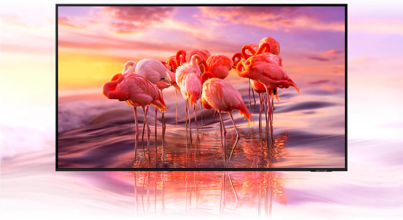 Smart TV Samsung  65 QLED 4K 65Q70A, Modo Game, Processador IA, Som em Movimento Virtual, Tela sem limites, Design slim, Alexa built in