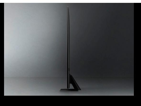 Smart TV Samsung 55 UHD 4K 55AU7700, Processador Crystal 4K, Tela sem limites, Visual Livre de Cabos, Alexa built in, Controle Único
