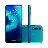 "Smartphone-Motorola-G8-Power-Lite-64GB-4GB-RAM-Tela-de-6.5""-Camera-Traseira-Tripla-16MP---2MP---2MP-Frontal-8MP-Bateria-5000mAh-Aqua"
